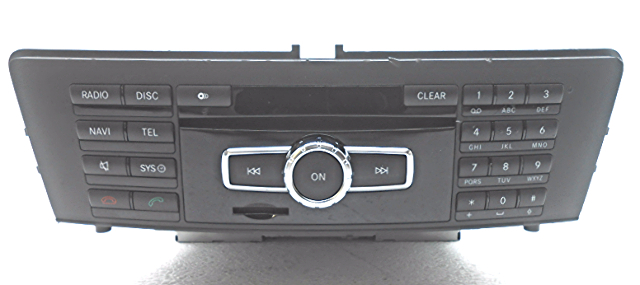 Details about OEM Mercedes-Benz GL350 Radio/Audio 1669007207 Parts