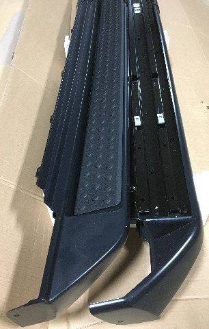 Details About Oem Chrysler Town And Country Volkswagen Routon Running Board Kit