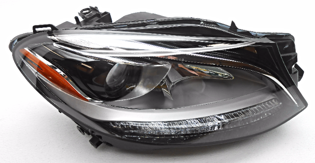 OEM Mercedes Benz GLE Right Passenger Side Halogen Headlight Housing Repair.