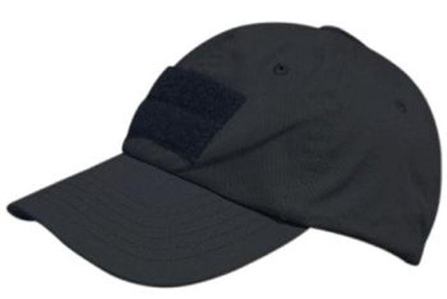 Condor Tactical Cap Hat - Black - TC-002 22886445027  8e17423aebf6