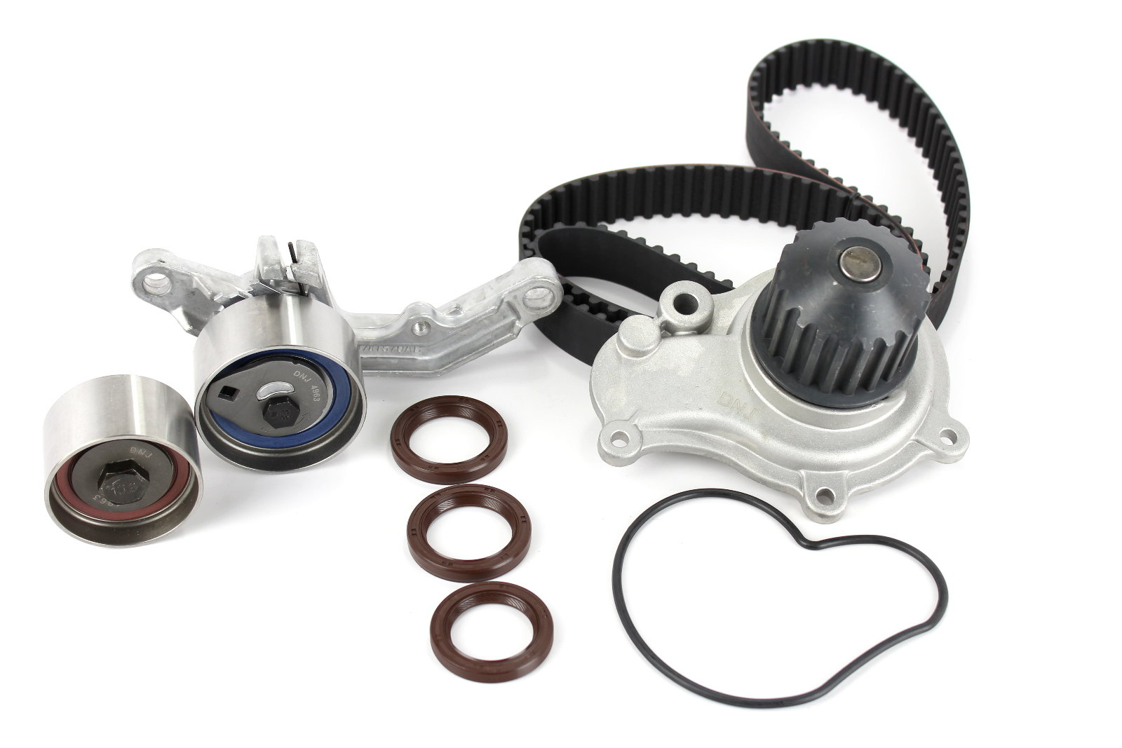 DNJ TBK151AWP Timing Belt Kit With Water Pump
