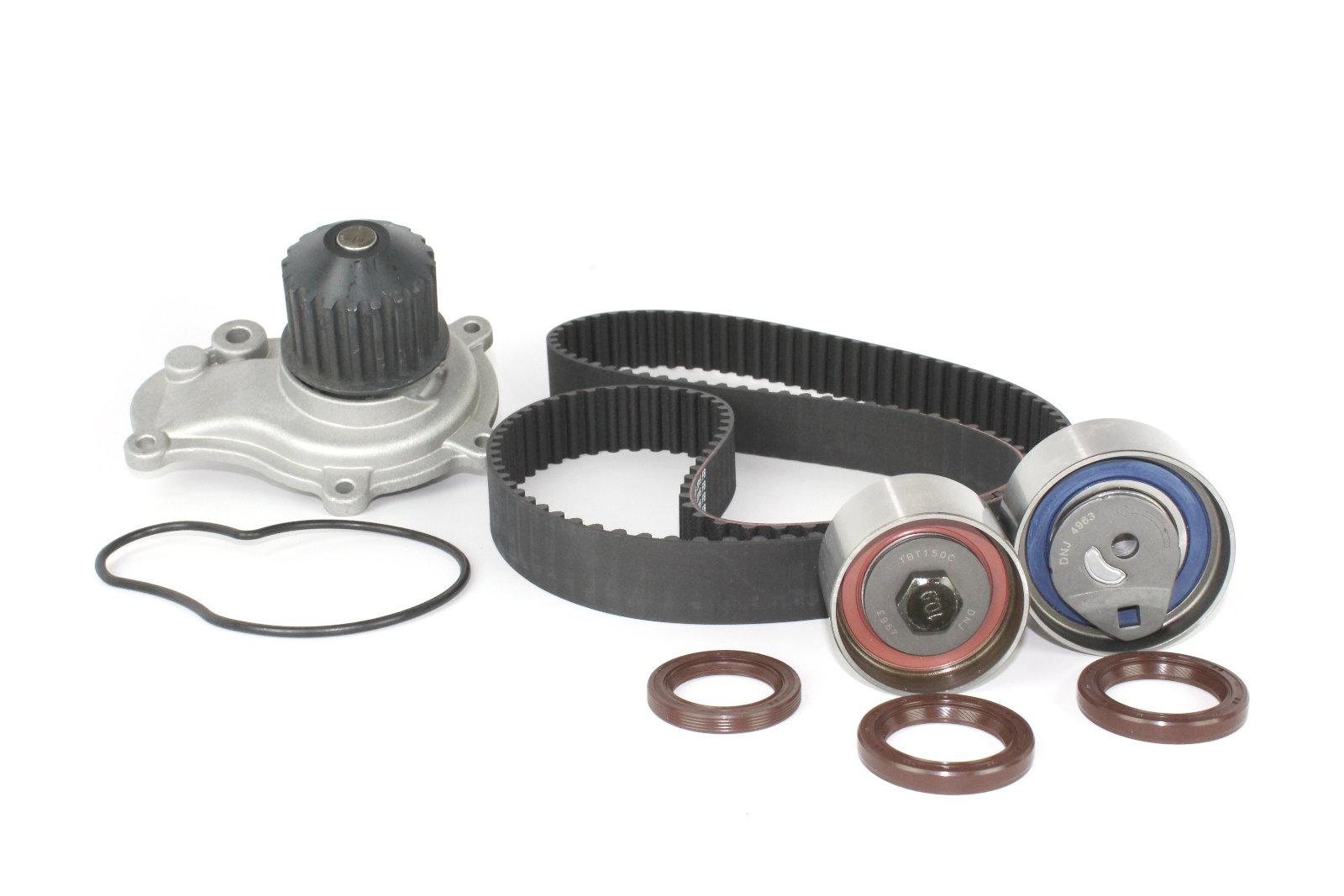 Dodge Caravan Timing Belt Kit With Water Pump 2003 to 2007 - 2.4 Liter DOHC