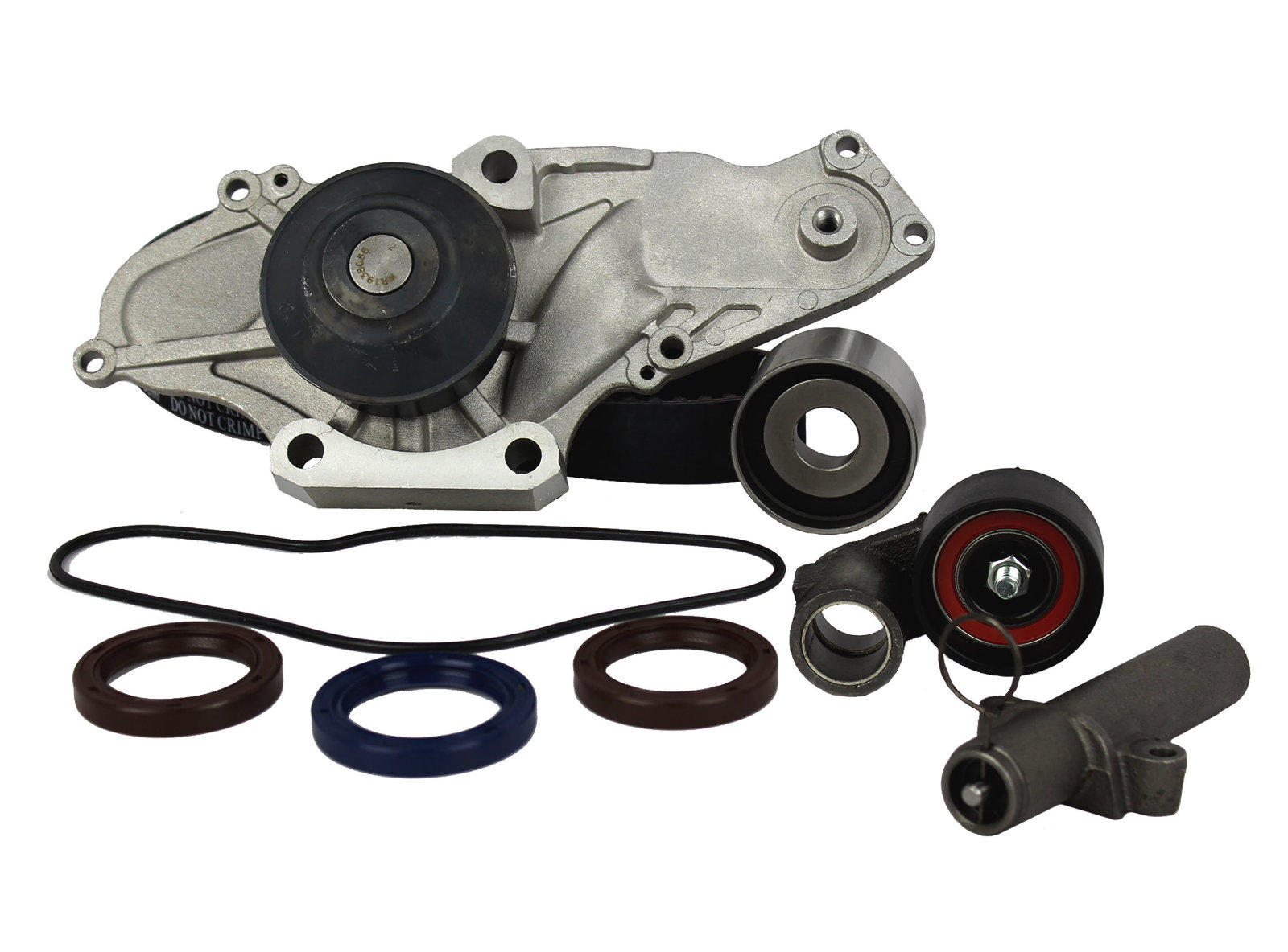 Acura Timing Belt Kit With Water Pump To CL TL MDX L - Timing belt acura tl