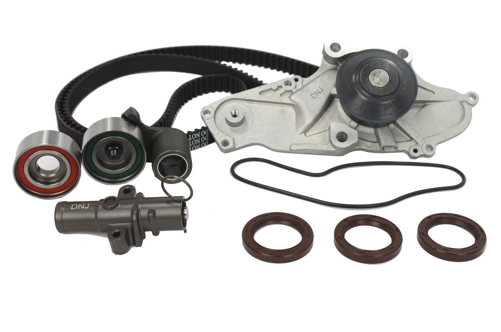 Honda Timing Belt Kit + Water Pump 03~10 Accord Odyssey Pilot Ridgeline  3.0&3.