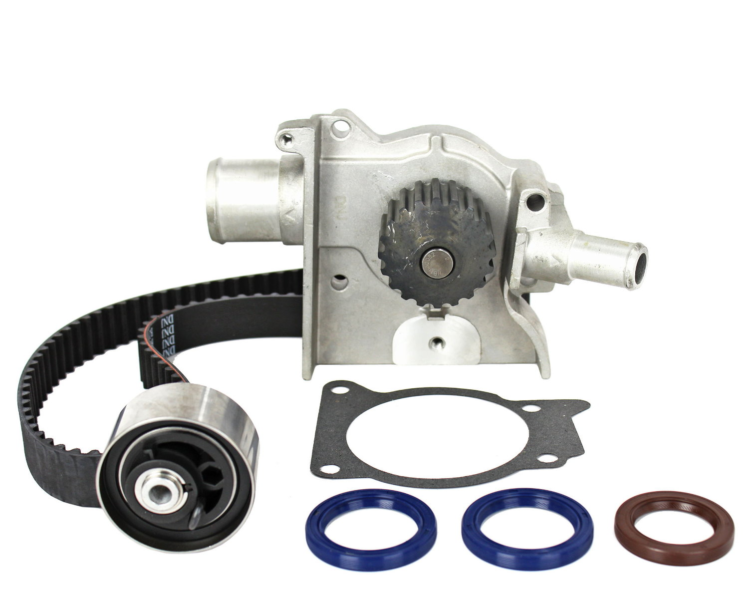 1997 To 1999 Mercury Tracer Timing Belt Kit With Water Pump - 2.0 Liter SOHC