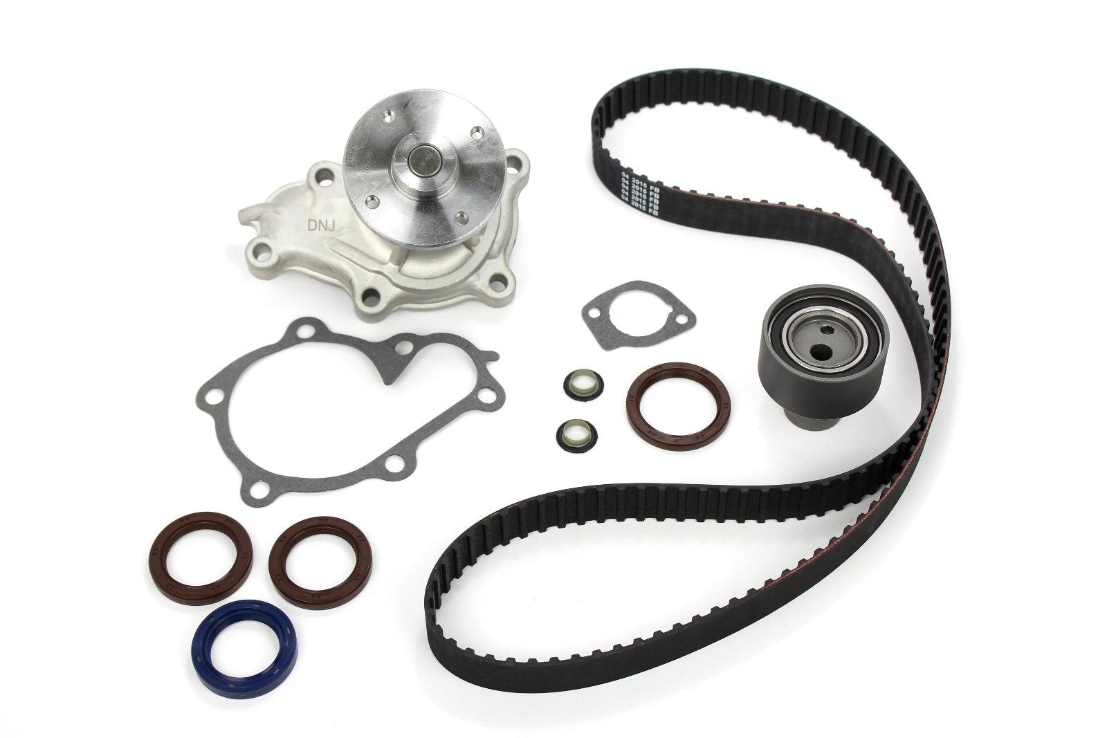 Fits 90~92 Infiniti M30 Timing Belt Kit With Water Pump - 3.0 Liter V6