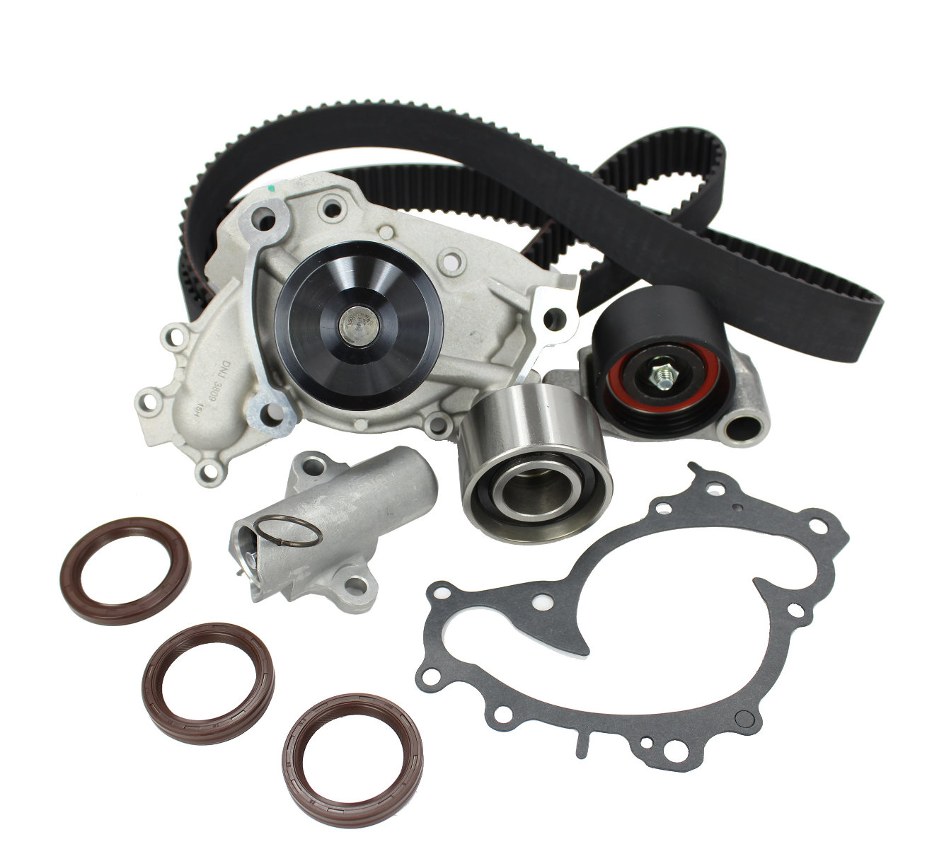 Toyota Sienna 2004 - 2006 Timing Belt Kit with Water Pump
