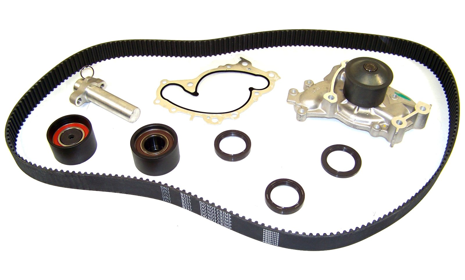 Toyota Timing Belt Kit Water Pump Oequality Avalon Camry 1993 Lexus Es 300 Sienna 30 V6