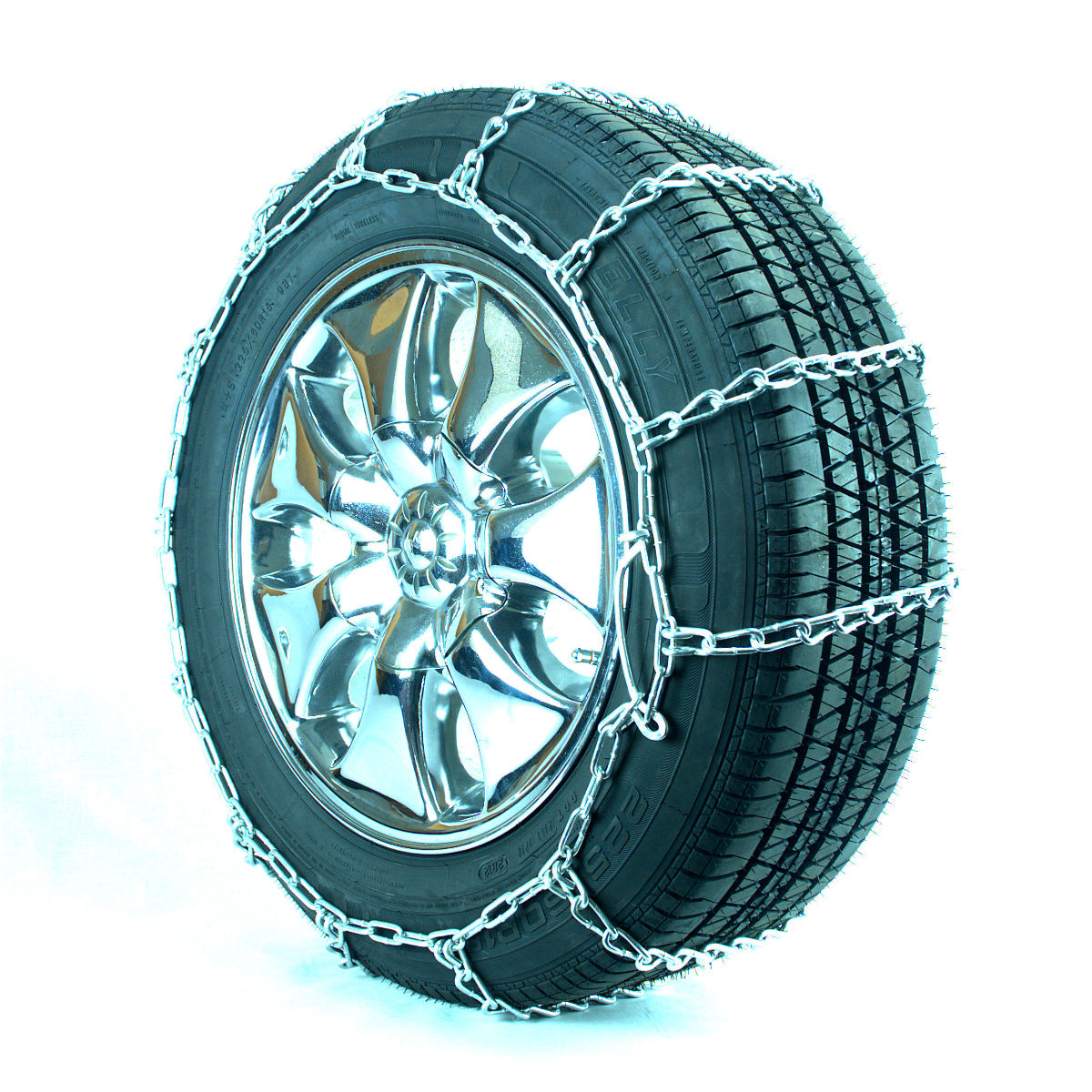 Titan Passenger Link Tire Chains Snow Or Ice Covered Road 5mm 24550