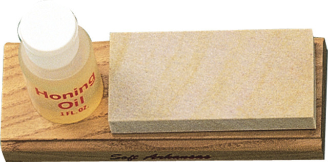 "Soft 7/""AGBLOCKS Arkansas Sharpeners Stone New Arkansas Stone"