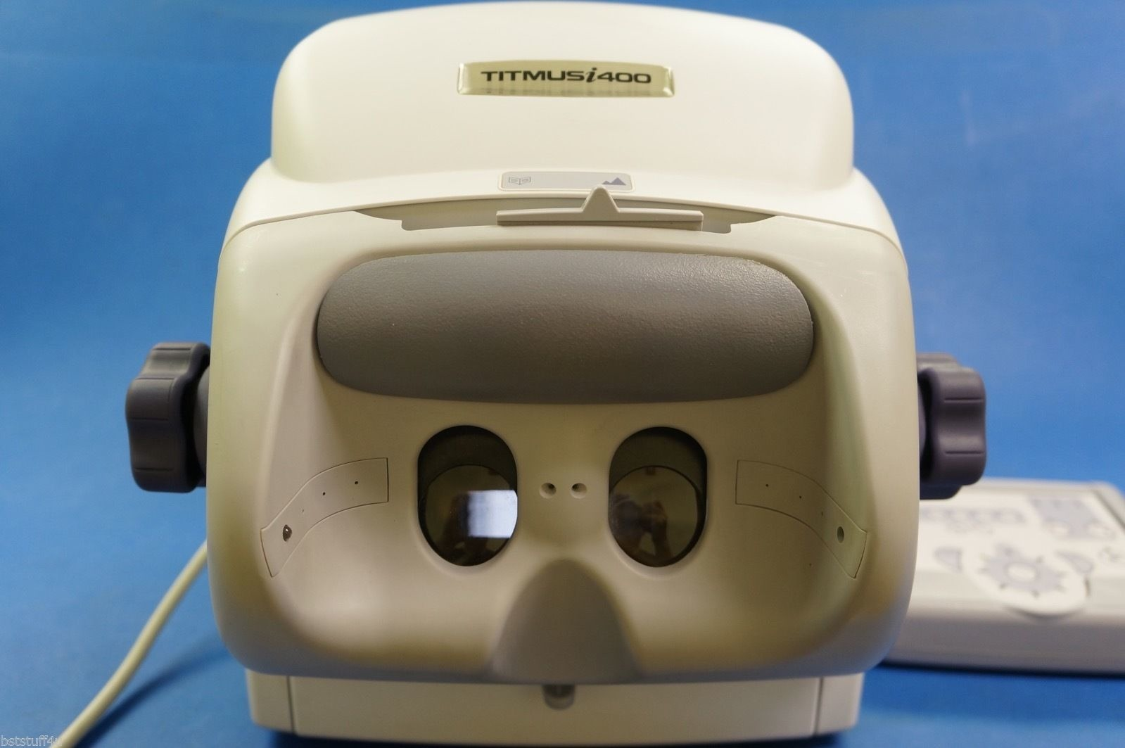 titmus i400 vision screener with membrane control panel and 8 slides rh ebay com Titmus Eye Charts Titmus Eye Charts
