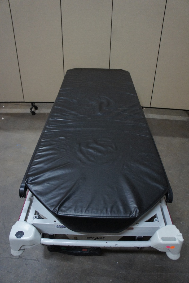 Details About Stryker 0735 Stretcher