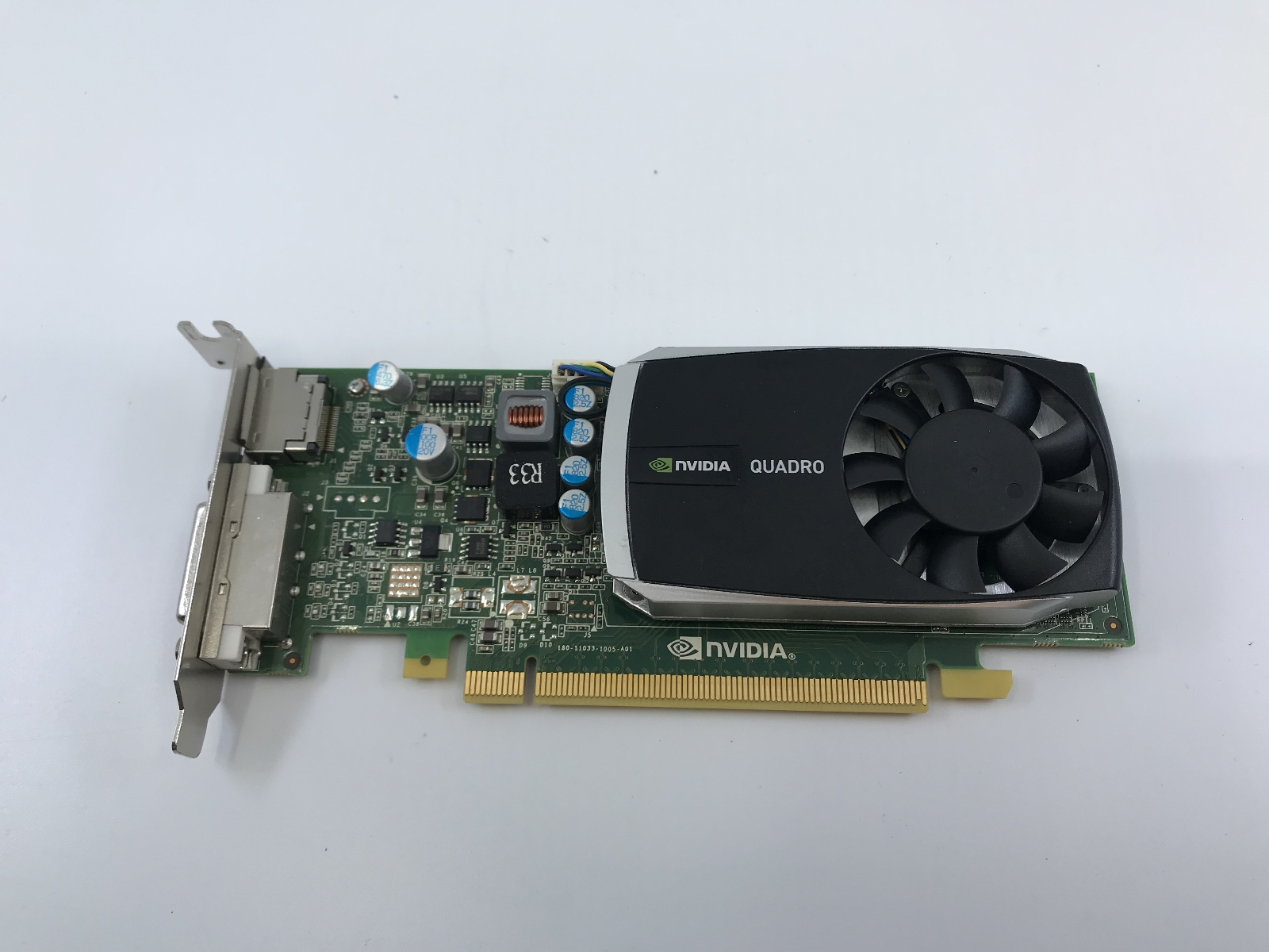 4388742b8f NVIDIA Quadro 600 Video Card 1GB DDR3