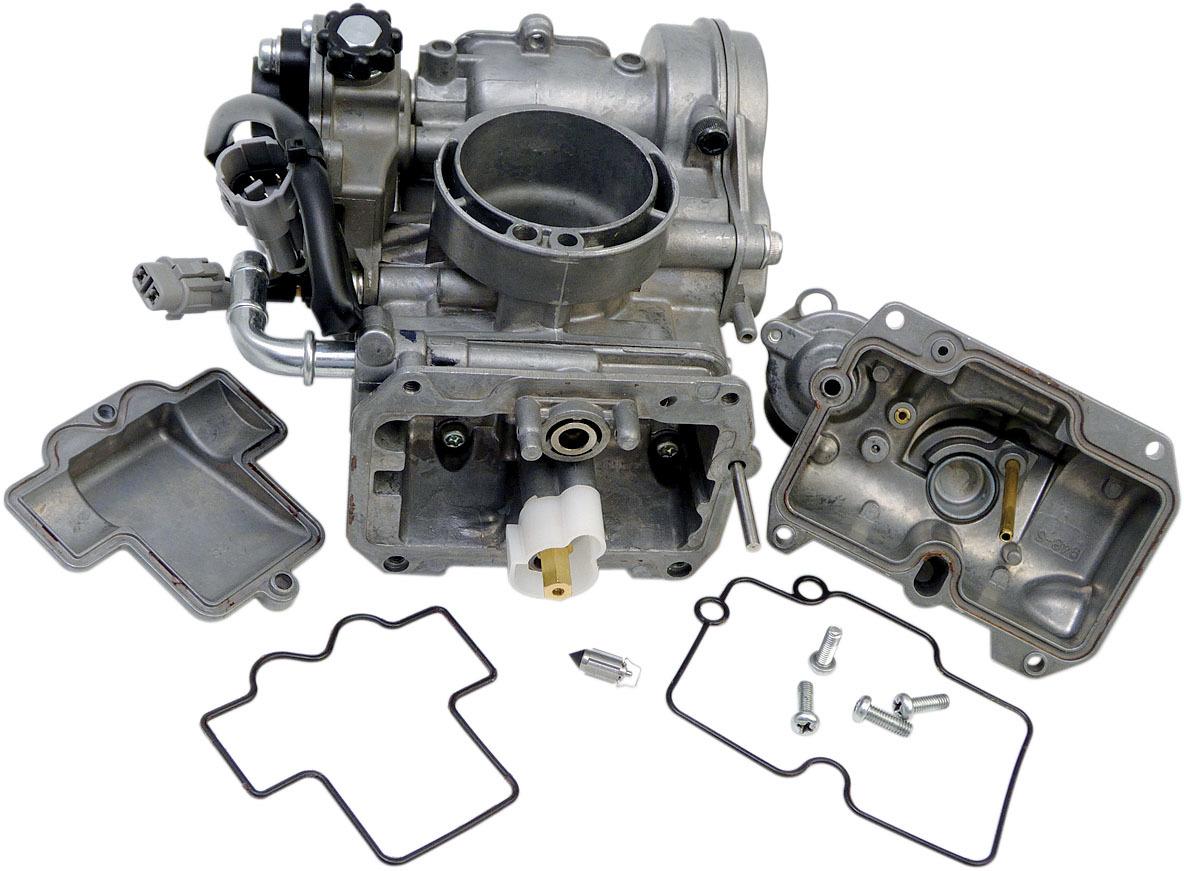 Suzuki LT-Z250 2004-09 Carburetor Repair Kit - K&L 18-4935
