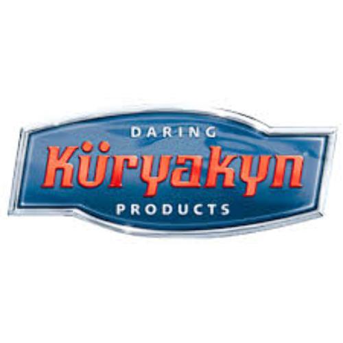 Rear Tie Down Anchors 5072 Kuryakyn Gloss Black