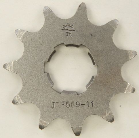 JT Sprockets JTF569.10 10T Steel Front Sprocket