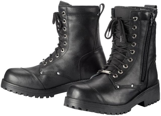 Tourmaster SOLUTION WP 2.0 Weatherproof Road Boot Men/'s Sizes 7-15//9W-14W