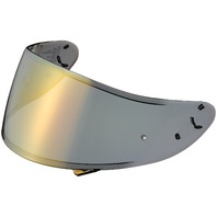 Shoei CWR-1 Pinlock Ready Shield for RF-1200 Full Face Helmet -SPECTRA GOLD