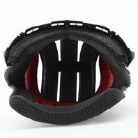 Shoei HORNET X2 Off-Road Helmet Replacement Parts - Center Pads - All Sizes