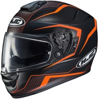 HJC RPHA ST DABIN MC-7SF Full Face Helmet  - ORANGE   Adult Sizes XS-2XL