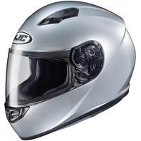 HJC CS-R3 Silver DOT Full-Face Helmet - Adult Sizes XS-2XL