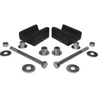 Ski-Doo Gen 4 Summit Chassis Snowmobile Curve Skis Mounting Kit - XS30623