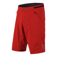 Troy Lee Designs Red SKYLINE Mountain Bike Shorts w/Liner - All Sizes
