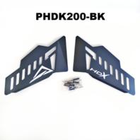 Polaris AXYS Headlight Delete Kit - PHDK200-BK
