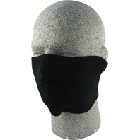 ZANheadgear Neoprene Half Mask Black - WNFM114H