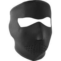 ZANheadgear Neoprene Full Mask Black Small - WNFMS114