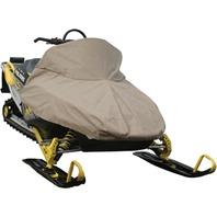 Sno-Skinz Snowmobile Cover Black/Yellow - UC-302