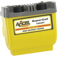 Accel Dual Fire Super Coil Yellow 2.3 OHM 140407