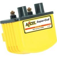 Accel Single Fire Super Coil Yellow 3.0 OHM 140408
