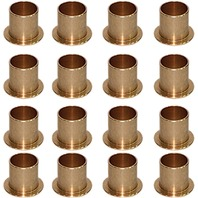 Ski-Doo Rev Chassis Snowmobile Front End Bushing Kit 16 Pack - SM-08263