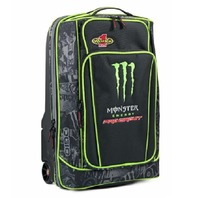 Pro Circuit Team Monster Energy Racing SHADOW Carry-on Travel Bag w/Wheels