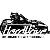 Harley Davidson 85-08 Touring Models Right Side Chrome Saddlebag Bracket