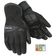 Tourmaster Dri-Mesh Waterproof Abrasion-Resistant Motorcycle Gloves - XS-3XL