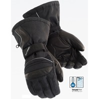 Tourmaster Polar-Tex 2 Motorcycle Gloves - Waterproof & Insulated - Women's S-L
