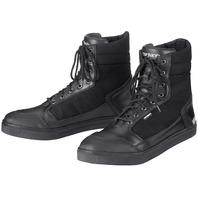 Cortech VICE WP Riding Shoe w/ Waterproof Membrane - Black - Men's 7-14