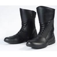 Tourmaster SOLUTION WP 2.0 Weatherproof Road Boot - Black - Women's Sizes 6.5-10