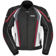 Cortech GX-SPORT 4.0 Vented Jacket - WHITE/BLACK - Men's Sizes XS-3XL