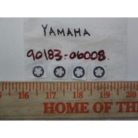 Yamaha VMX1200 Royal Star Venture Spring Nut Pack of 4 90183-06008