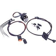 Hardbagger Top Shelf 12V Outlet/Charger Kit - Includes Harness - TS10012VP