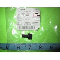 Kawasaki KL650 KLR650 Muffler Bolt 92153-0465