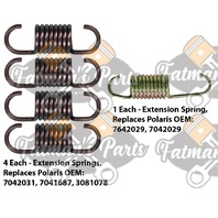 Exhaust Spring Replacement Kit for Polaris 1998-1999 XLT Snowmobile