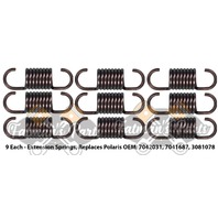 Exhaust Spring Replacement Kit for Polaris 440 Pro X XC SP 440 Snowmobile