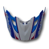 Troy Lee Designs TLD SE2 Replacement Helmet Visor - Tremor Blue 1119-0300