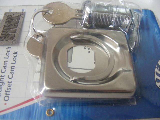 Boat Marine Stainless Locking Lift Ring 54205