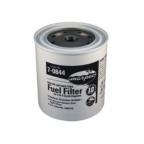 Fuel Water Separator Filter >> Details About Marpac Racor Fuel Water Separator Filter Cannister Only 033315 10mp Marine Md
