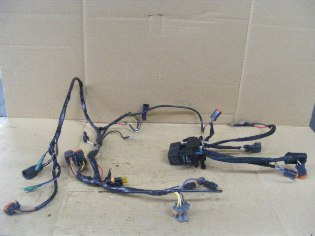 Details about Johnson Evinrude 150-175 HP Engine Trim Tilt Relay Motor  Harness Cable 586028